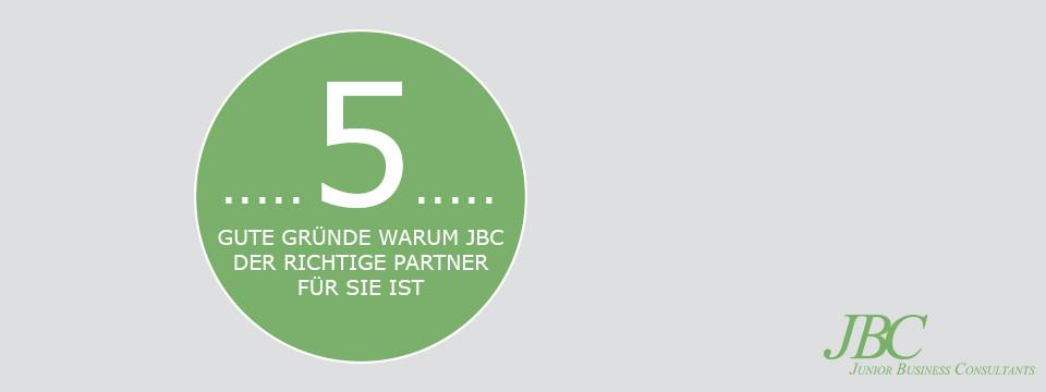 5 Gründe